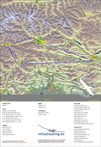 Briefing Map